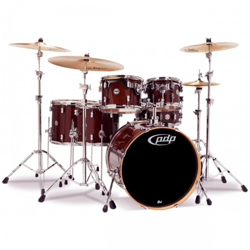 PDP Concept Maple By DW 22' / 6 Cuerpos / Cherry Stain / Sin Hardware